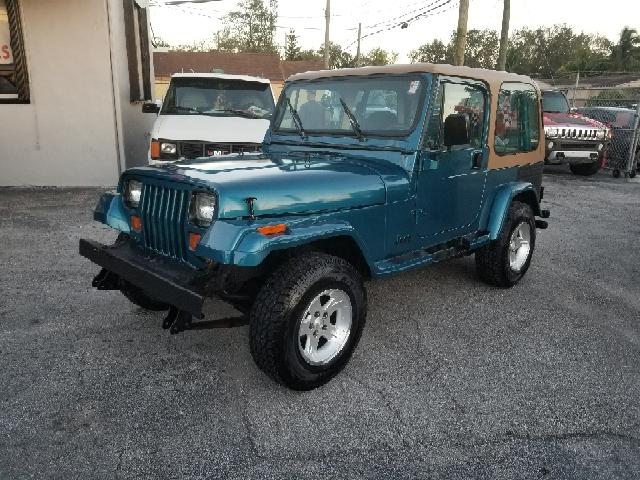 1993 Jeep Wrangler For Sale in Neska - Carsforsale.com