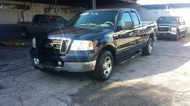 2004 FORD F-150 XLT 4DR SUPERCAB RWD STYLESIDE 5 blue clean title