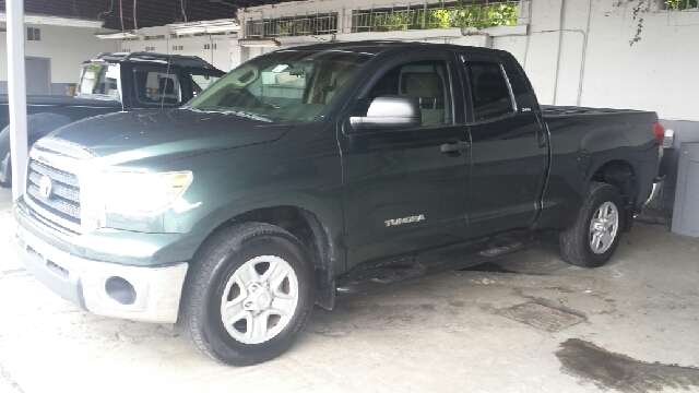 2007 TOYOTA TUNDRA SR5 4DR DOUBLE CAB SB 4L V6 green clean title