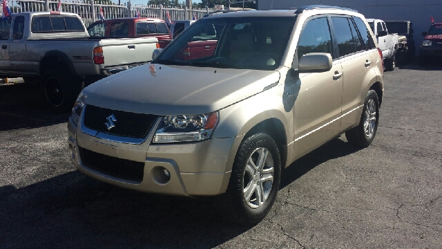 2008 SUZUKI GRAND VITARA LUXURY 4DR SUV 4WD beige clean title