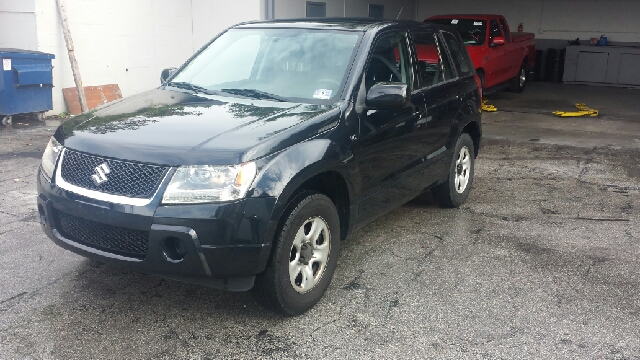 2007 SUZUKI GRAND VITARA BASE 4DR SUV 4WD 27L V6 5A black clean title