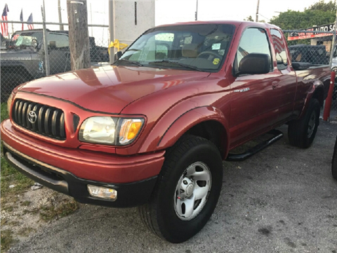 2004 Toyota Tacoma for sale in Miami, FL