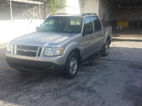 2004 Ford Explorer Sport Trac for sale in Miami, FL