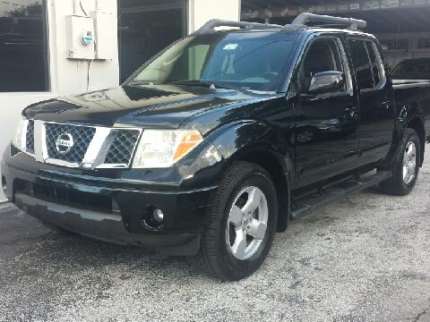 Nissan frontier for sale miami fl for Selective motor cars miami