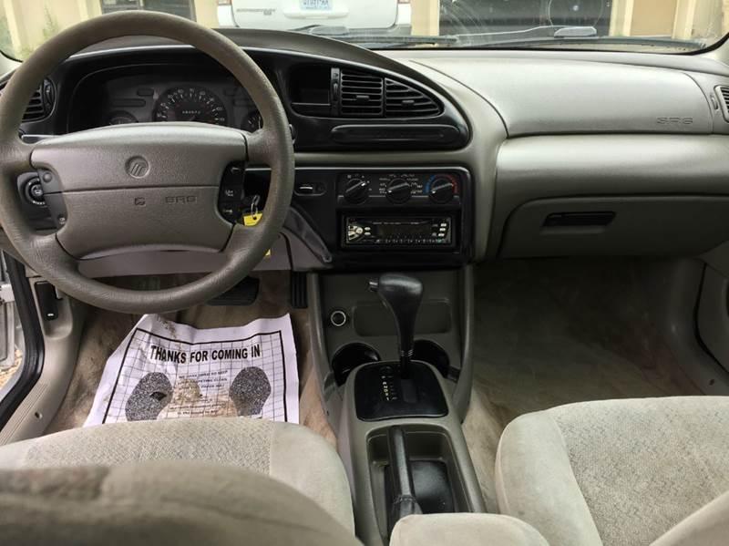 1998 Ford Contour SE 4dr Sedan In NORTHMOOR MO