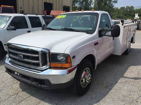 2000 Ford F-350 Super Duty for sale in Northmoor, MO