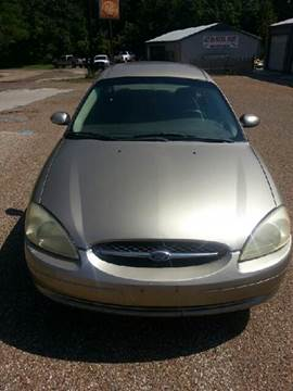 2001 Ford Taurus for sale in Tyler, TX