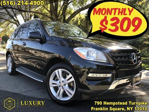 2014 Mercedes-Benz M-Class for sale in Franklin Square, NY