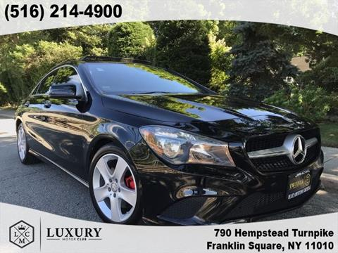 2015 Mercedes-Benz CLA for sale in Franklin Square, NY