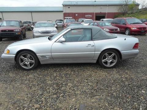 2000 mercedes benz sl class for sale for Low price mercedes benz