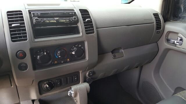 2007 Nissan Frontier CREW CAB LE - Theodore AL
