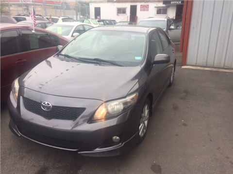2009 Toyota Corolla for sale in Bronx, NY