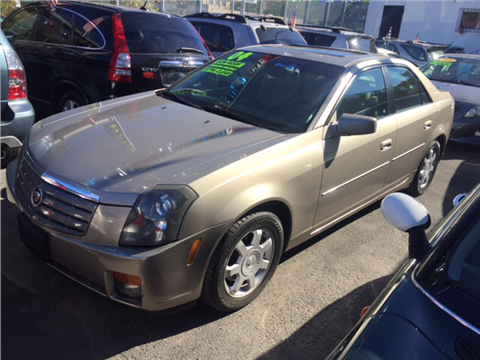 2004 Cadillac CTS for sale in Bronx, NY