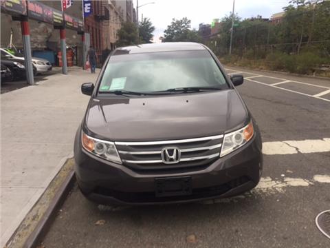2012 Honda Odyssey for sale in Bronx, NY