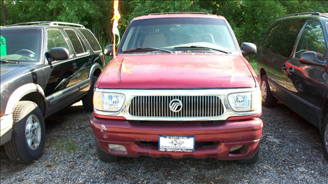 1998 Mercury Mountaineer for sale in Lakemoor, IL