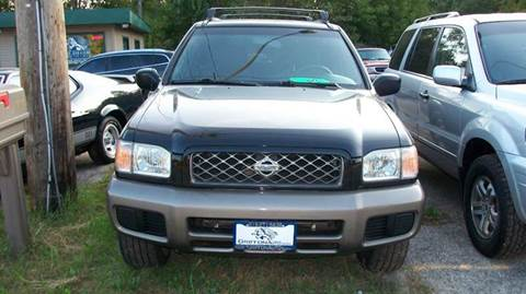 1999 Nissan Pathfinder for sale in Lakemoor, IL