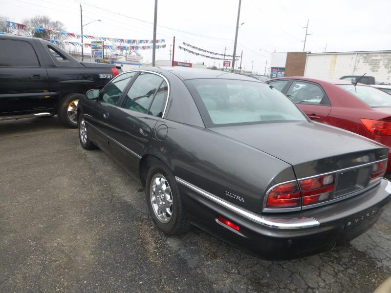 2002 buick park avenue ultra 4dr supercharged sedan in indianapolis in pronto auto sales inc. Black Bedroom Furniture Sets. Home Design Ideas