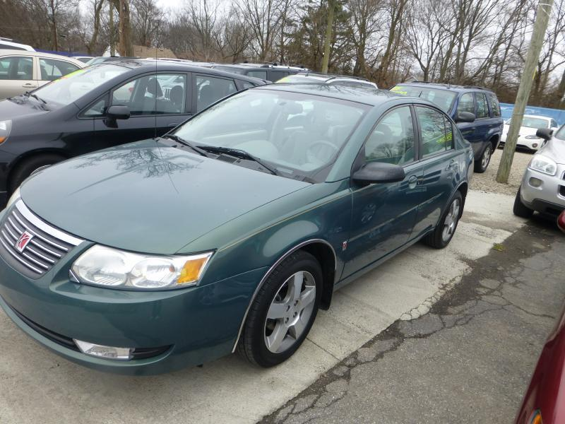 2006 saturn ion 3 4dr sedan w automatic in indianapolis in. Black Bedroom Furniture Sets. Home Design Ideas