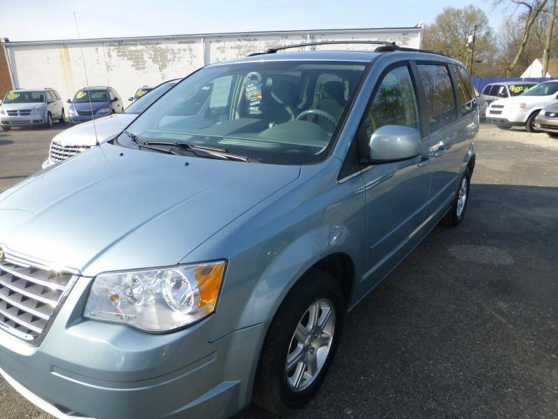 2008 chrysler town and country in indianapolis in pronto auto sales. Cars Review. Best American Auto & Cars Review