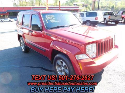 2009 Jeep Liberty for sale in Hot Springs, AR