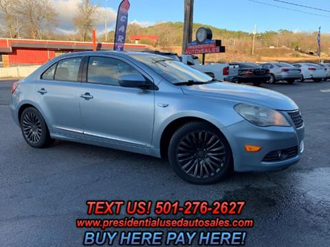 2010 Suzuki Kizashi for sale in Hot Springs, AR