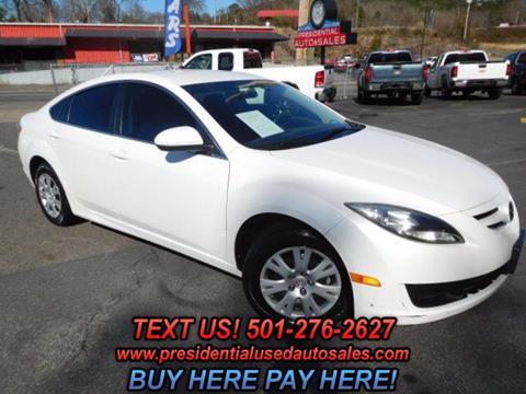 2011 Mazda MAZDA6 for sale in Hot Springs, AR
