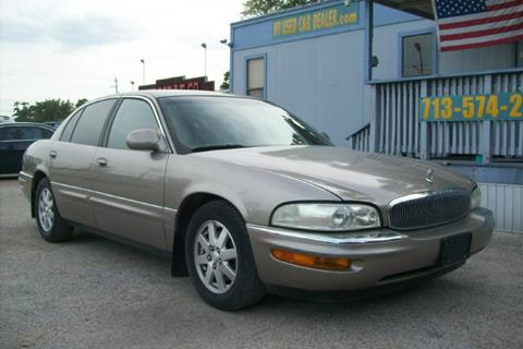2004 Buick Park Avenue for sale in Houston, TX