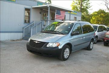 2006 Chrysler Town and Country for sale in Houston, TX