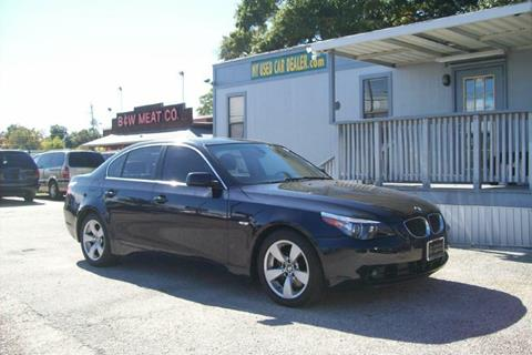 2006 BMW 5 Series for sale in Houston, TX