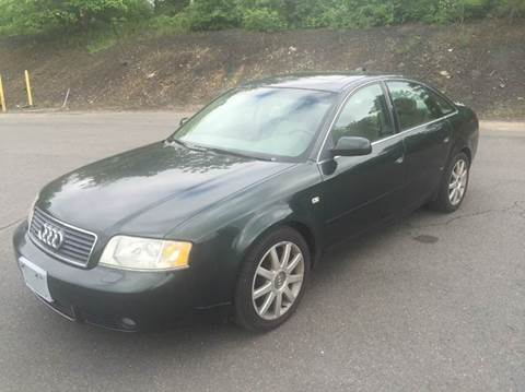 2004 Audi A6 for sale in Springfield, MA