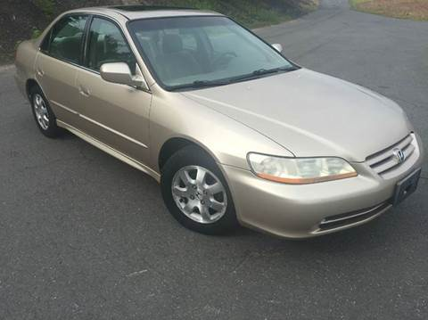 2001 Honda Accord for sale in Springfield MA