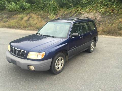 2002 Subaru Forester for sale in Springfield, MA