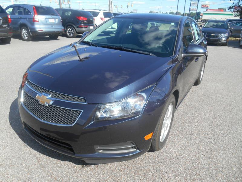 2014 Chevrolet Cruze 1LT Auto 4dr Sedan w/1SD - Montgomery AL