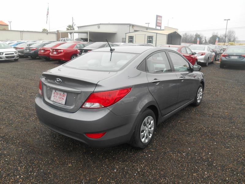 2015 Hyundai Accent GS 4dr Hatchback - Montgomery AL