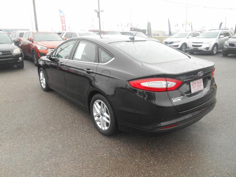 2014 Ford Fusion SE 4dr Sedan - Montgomery AL