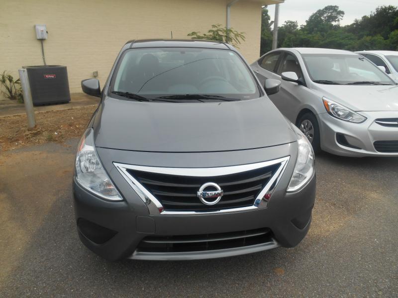 2016 Nissan Versa 1.6 S 4dr Sedan 4A - Montgomery AL