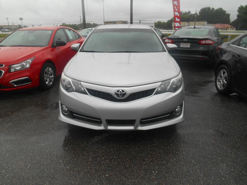2014 Toyota Camry SE 4dr Sedan - Montgomery AL