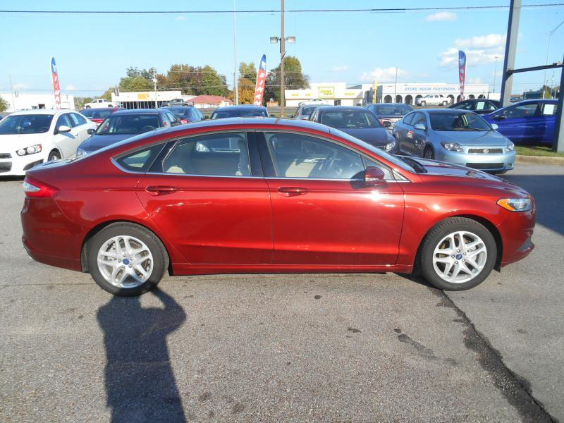 Ford fusion for sale in montgomery al for Holmes motor in montgomery al