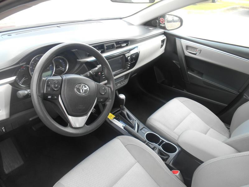 2016 Toyota Corolla LE 4dr Sedan - Montgomery AL