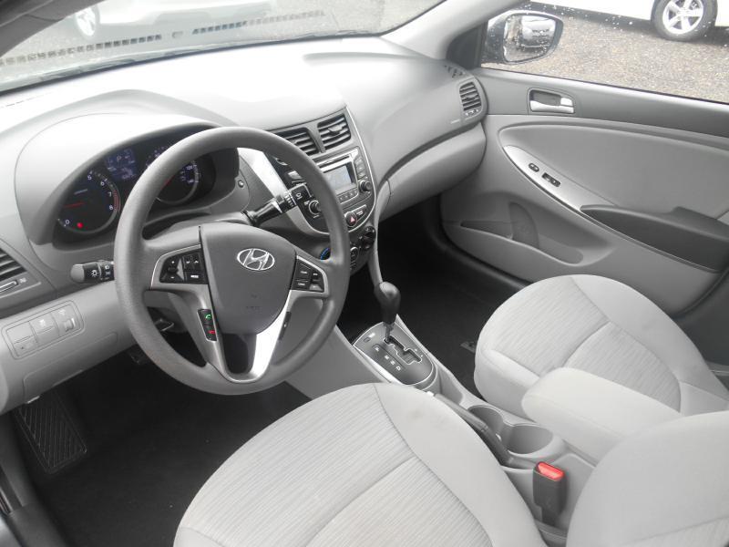 2016 Hyundai Accent SE 4dr Sedan 6A - Montgomery AL
