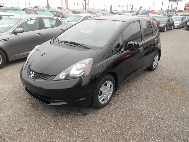 2010 Honda Fit Sport 4dr Hatchback 5M - Montgomery AL