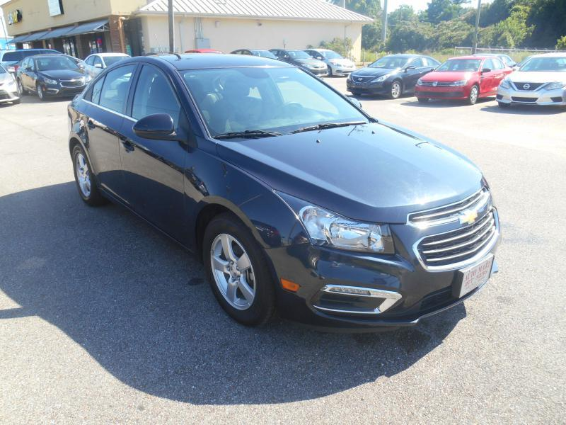 2015 Chevrolet Cruze 1LT Auto 4dr Sedan w/1SD - Montgomery AL