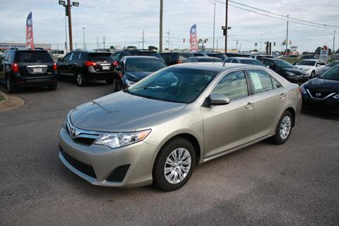 2014 Toyota Camry for sale in Montgomery, AL