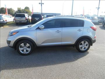2011 Kia Sportage for sale in Montgomery, AL
