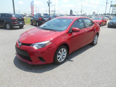 2015 Toyota Corolla for sale in Montgomery, AL