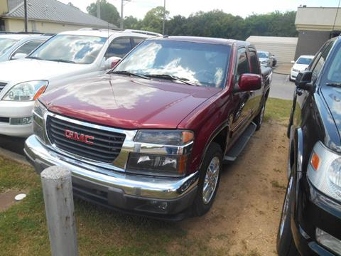 2011 GMC Canyon for sale in Montgomery, AL