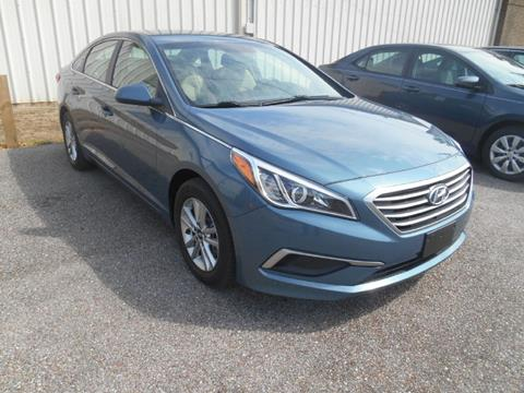 2017 Hyundai Sonata for sale in Montgomery, AL