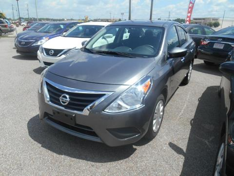 2016 Nissan Versa for sale in Montgomery, AL
