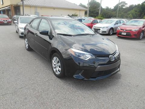 2014 Toyota Corolla for sale in Montgomery, AL