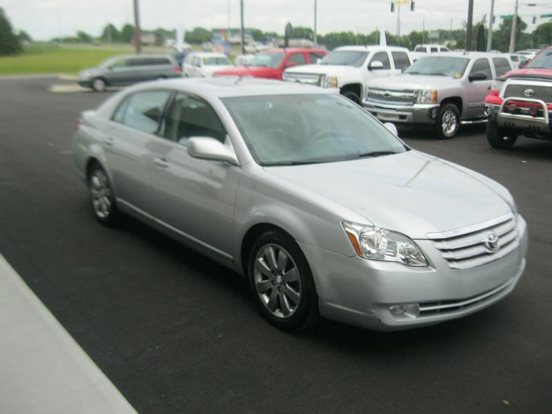 Toyota Muscle 2007 2007 Toyota Avalon xl 4dr